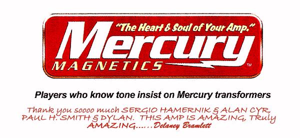 Mercury Magnetics - Thank You!!